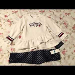 Tommy Hilfiger 2PC Set For Girls